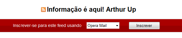 Feed no Opera